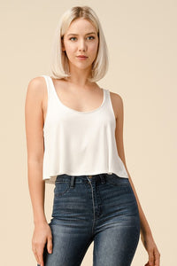 Ribbed swing top