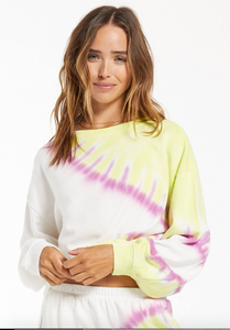 ZS Sunburst TD Sweat Shirt