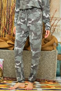 Brushed Camo Pants