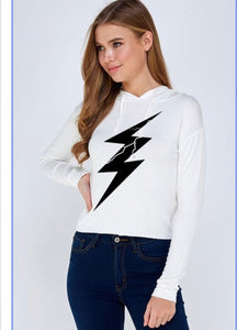 Thunder graphic Top