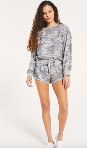 Mia Rose Camo Short