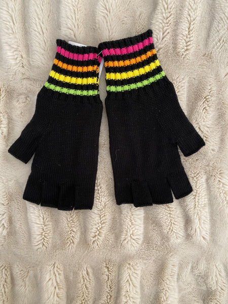Gloves Woodstock Rainbow