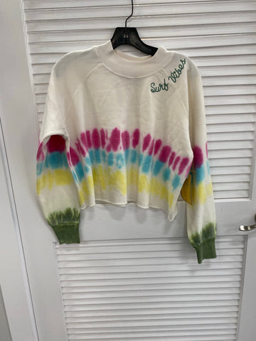 Surf Vibes Multi Crew neck
