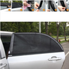 2Pcs Car sun shades - full use gadgets