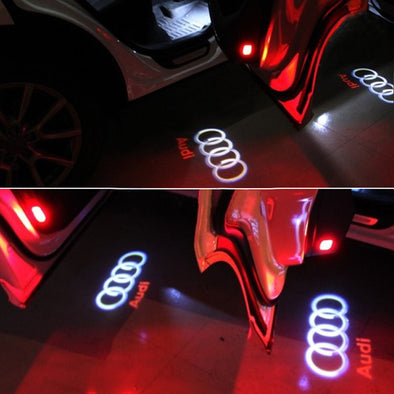 Car logo projector - full use gadgets