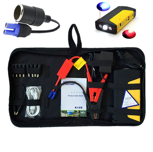 All In One Car Jump Starter - full use gadgets