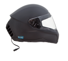 Air Conditioned Helmet in Matte Black