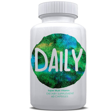 All Natural Empath Daily Creative Support Multi-Vitamin For Men