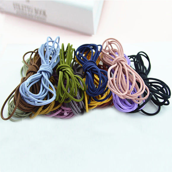 Elastic Stretch Cord, Hair Rope