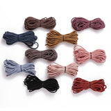 Polyester Elastic Cord, Hair Stretch Rope Cord