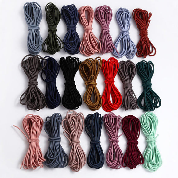 Elastic Cord, Round Stretch, Elastic Drawcord, Rope, Cord