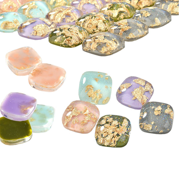 Acrylic Beads, DIY blanks earring making, beads jewelry making