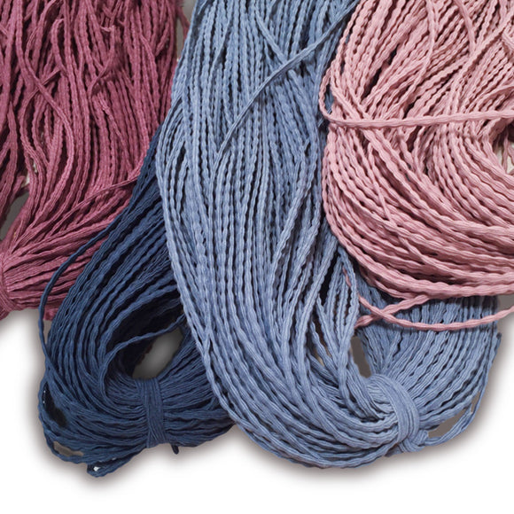 Polyester Elastic Cord, Round Stretch Rope Cord, Elastic Cord
