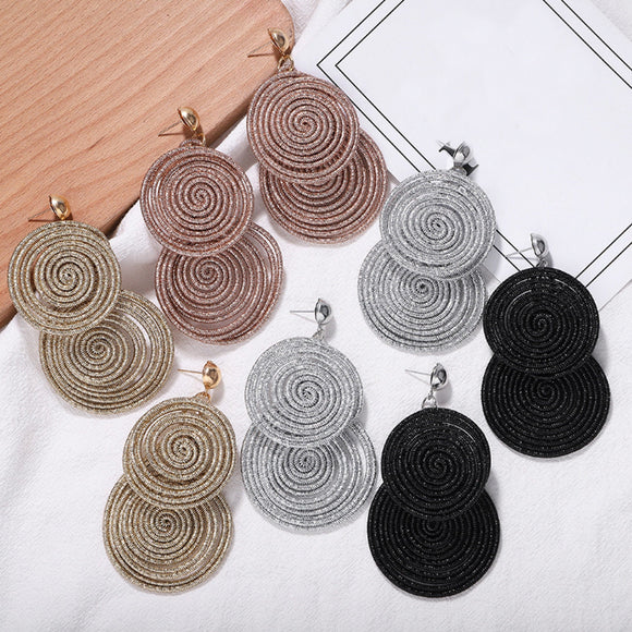 Statement Earrings for woman, Long Statement Boho Style Earring