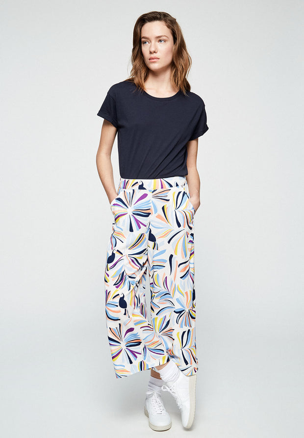 Kaarli Into The Jungle Culottes Pants