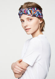 Tendaa Jungle Leaves Headband