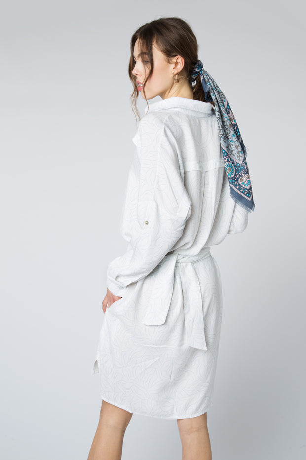 Sintra Relaxed Shirt Dress