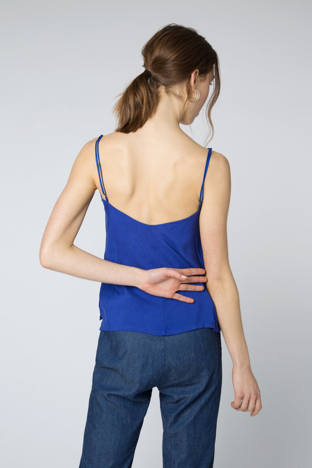Jasri Top in Blue