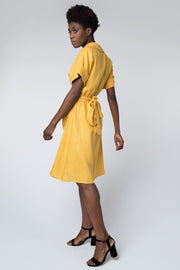 Gili Wrap Dress