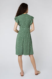 Florie Polka Dot Dress