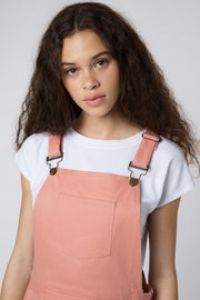Toni Dungaree Apron Dress