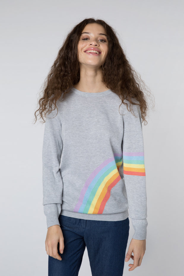 Rita Over The Rainbow Sweater
