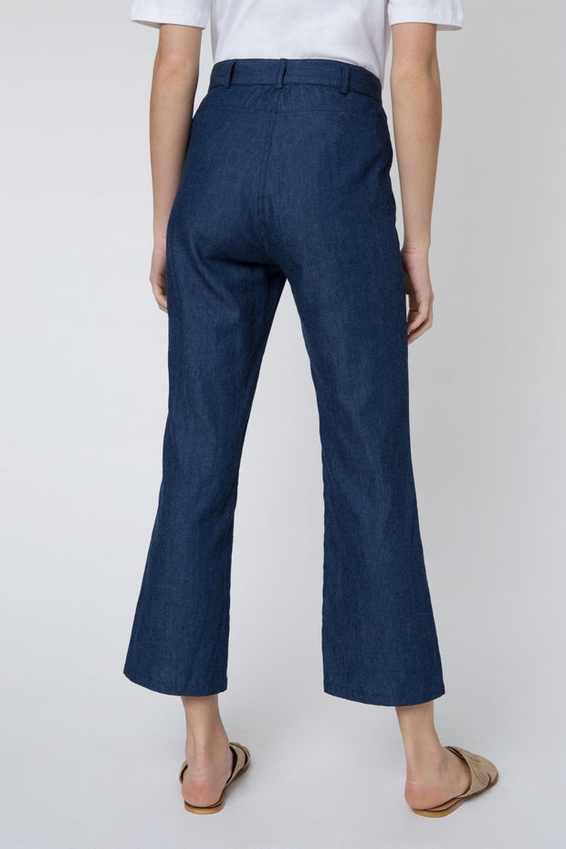 Corsa High-Waist Trousers