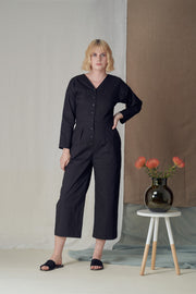 Sierra Cotton Jumpsuit