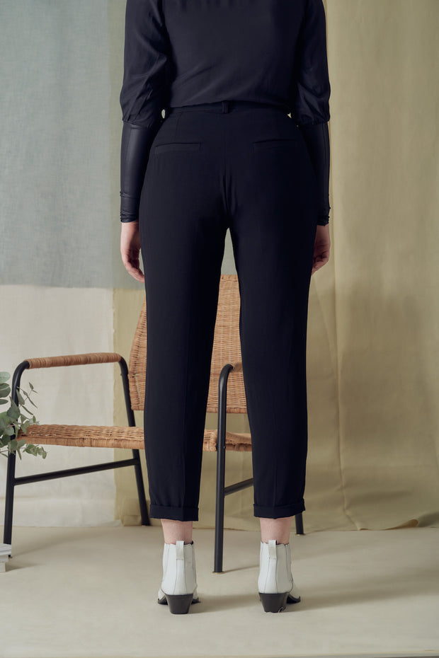 Jane Trousers in Black