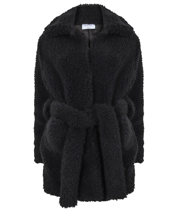 Winter Teddy Coat