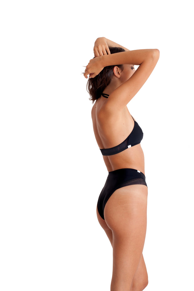 La Dieci High-Waist Bottoms