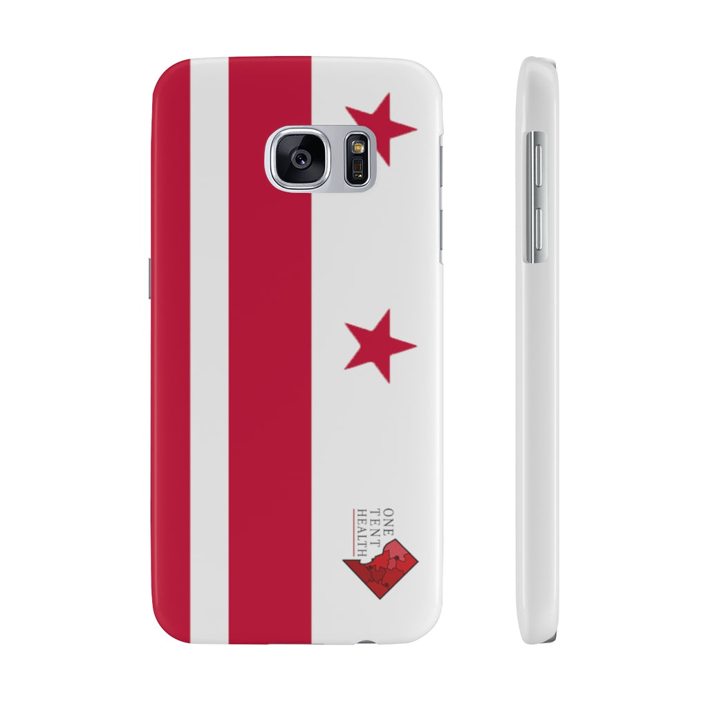 One Tent Health DC Phone Case