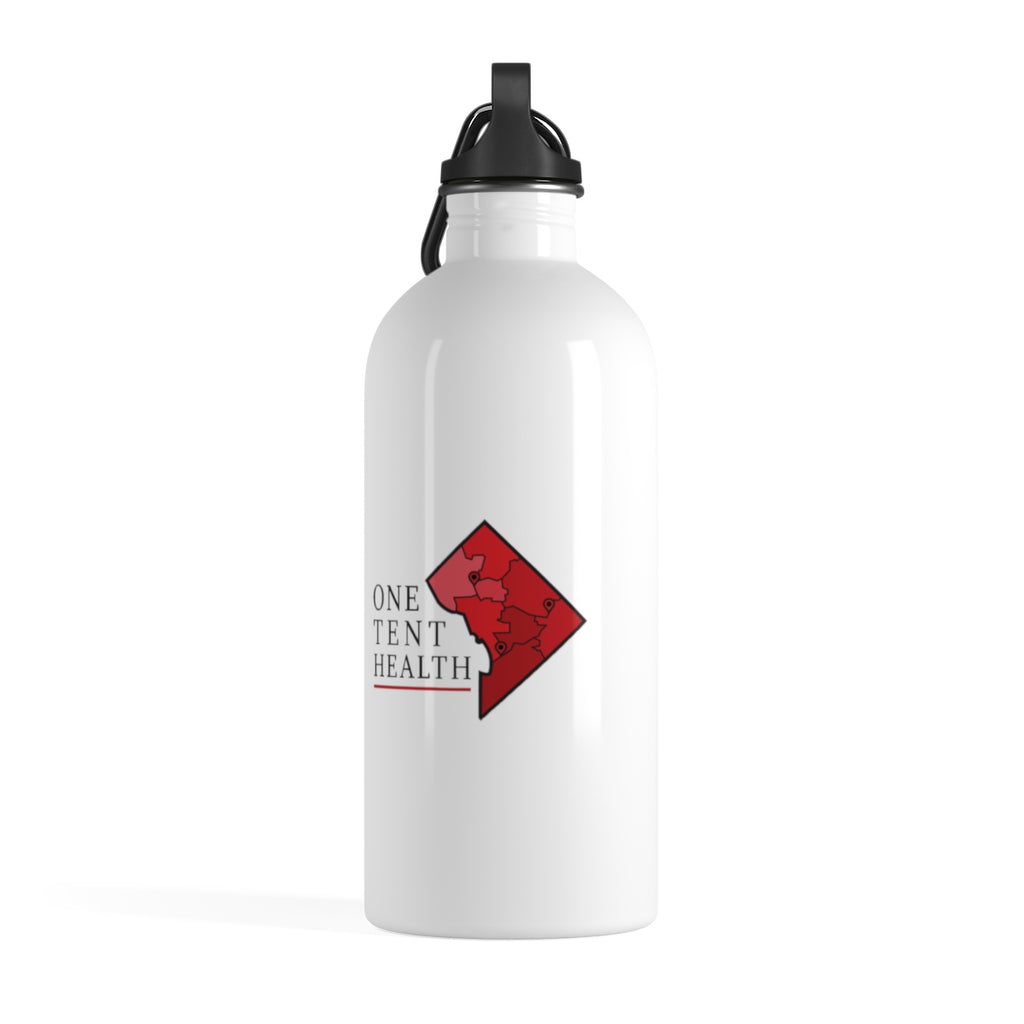 One Tent Health Stainless Steel Water Bottle
