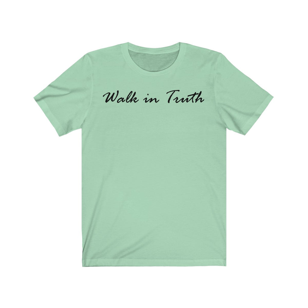 Walk in Truth