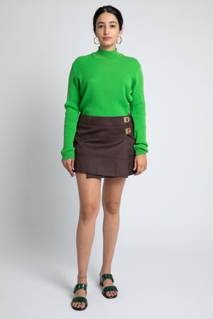 Vintage Yves Saint Laurent Green Sweater