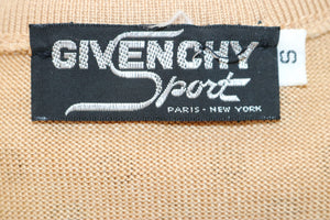Vintage Givenchy Sport Logo Sleeveless Sweater