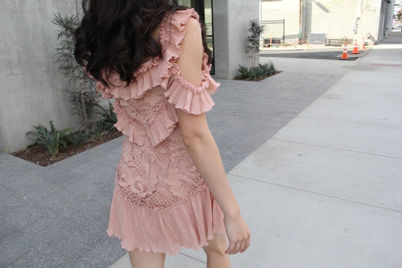 Blush You Dress
