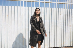 Vintage Fendi Trench Coat
