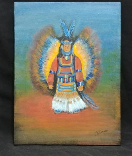 Pow Wow Dancer - 8 x 10