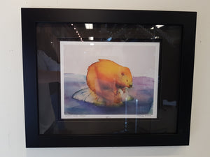 Framed Art Print #9