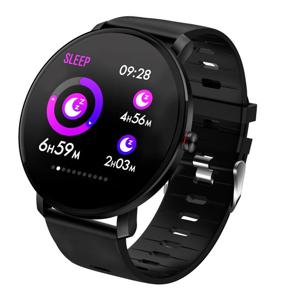 NT04 Health & Fitness GPS Movement Trajectory Smartwatch