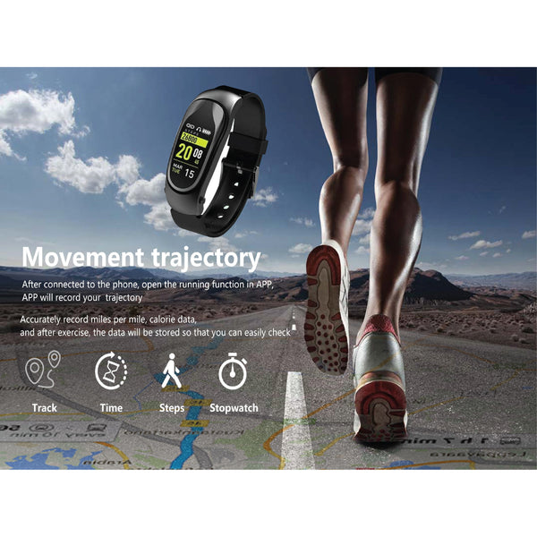 NT01 Bluetooth Call Fitness Tracker