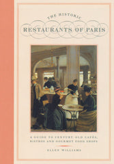 The Historic Restaurants of Paris
