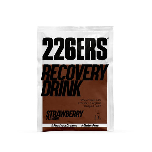 Recovery drink 50g chocolate monodosis