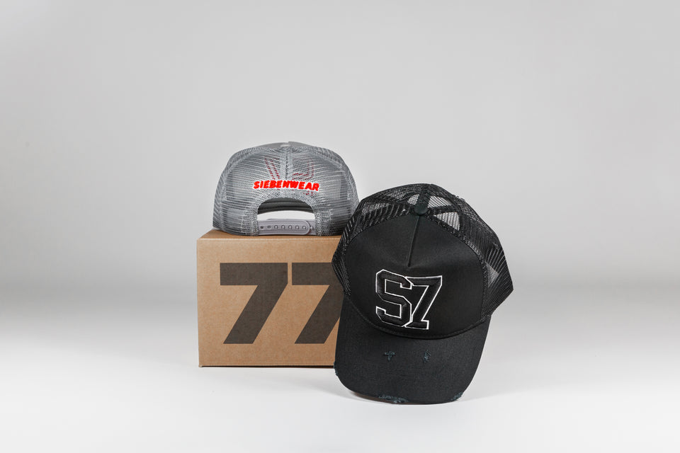 NEW | S7 TRUCKER CAPS