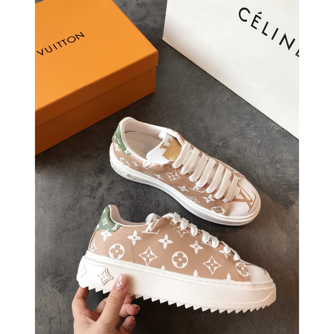 aa74fe410c2 SNEAKER LOUIS VUITTON TIME OUT