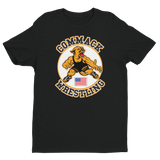 Commack Wrestling Short Sleeve T-shirt Style #3