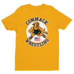 Personalized Commack Wrestling Short Sleeve T-shirt Style #3