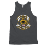 Commack Wrestling Classic tank top Style #1