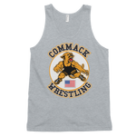 Commack Wrestling Classic tank top Style #3